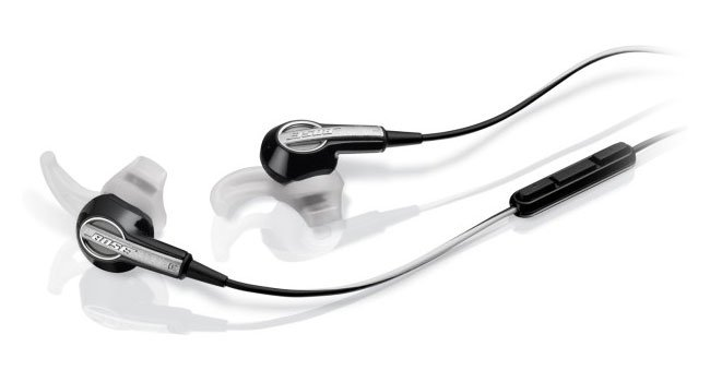 New Bose In-Ear Headphones Designed For Mobile Phones