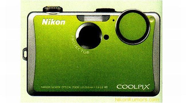 Nikon Coolpix S1100pj Compact=