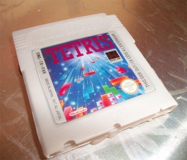 Nintendo Gameboy Cartridge Soaps
