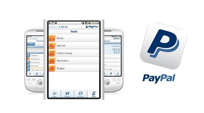 PayPal Bump