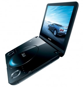 Portable 3D Blu-ray Player