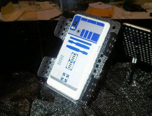 R2-D2 Motorola Droid 2 Leaked (Photos)