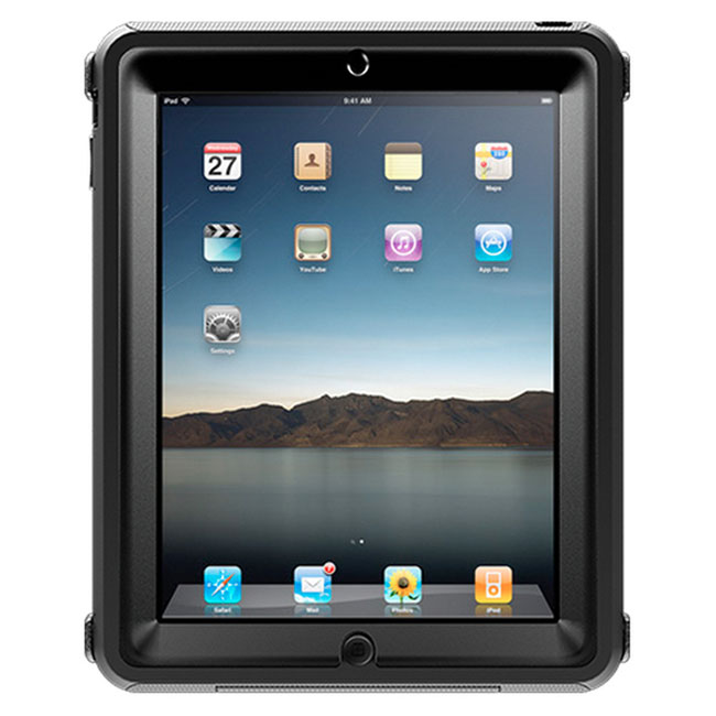 Rugged Defender And Commuter iPad Cases