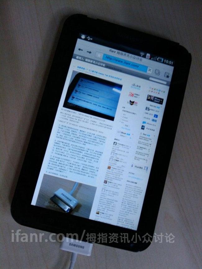 Samsung Galaxy Tab P1000a
