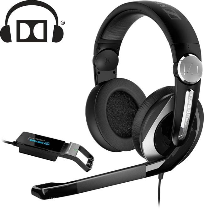 Sennheiser Gaming Headphones