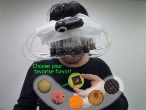 Smell Enhanced Augmented Reality Creates Any Food You Desire (video)
