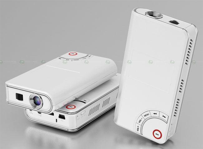 Solidmicro SD HK800 Pico Projector