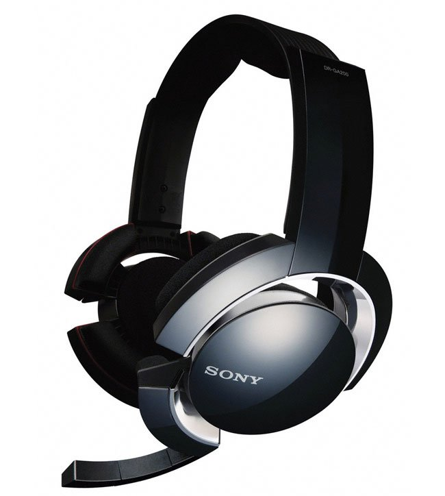 Sony Ultimate Gaming Headsets