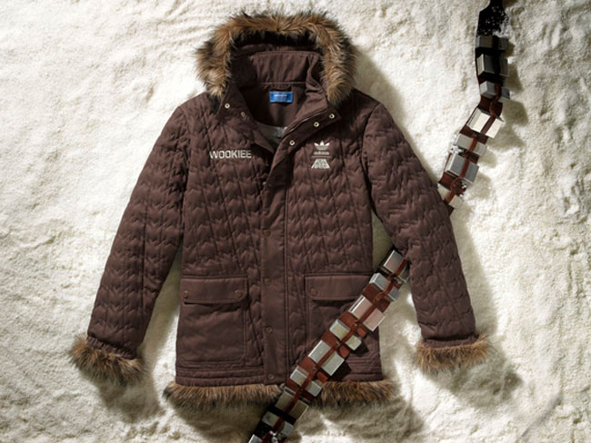 Star Wars wookie jacket