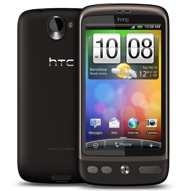 Android 2.2 (Froyo) brings a range of new features to the HTC desire which