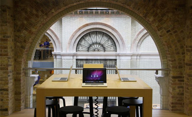Apple Store Covent Gardern To Be The Worlds Largest, Opens Tomorrow