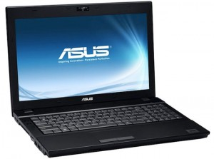 Asus B Series Business Notebooks Launching In US