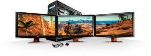 Digital Storm Unveils Sweet Black|OPS 3D Vision Surround Gaming Desktop