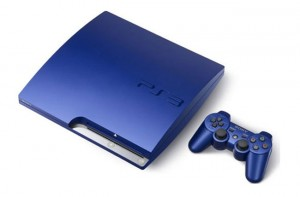 Blue PS3