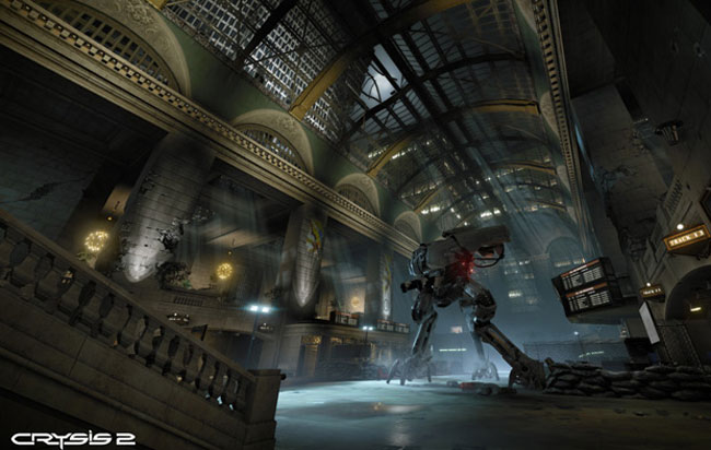 Crysis 2 Delayed Until Next Year