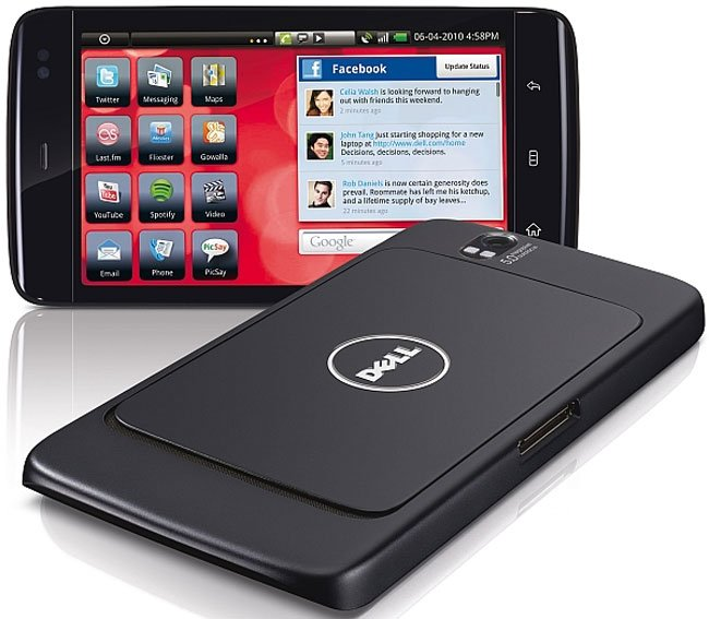 Dell Streak Android Tablet Available On AT&T August 13th