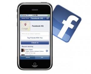 facebook check-in