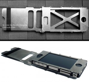 Full Metal Jacket Case For Your iPhone 4