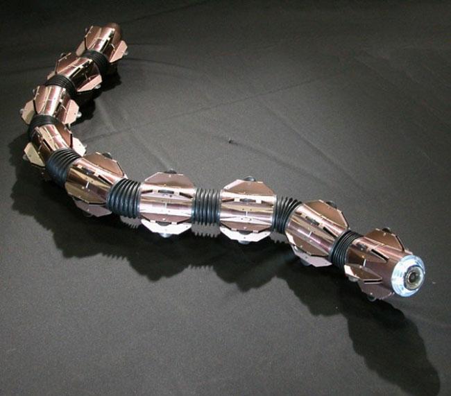 giant robot snake