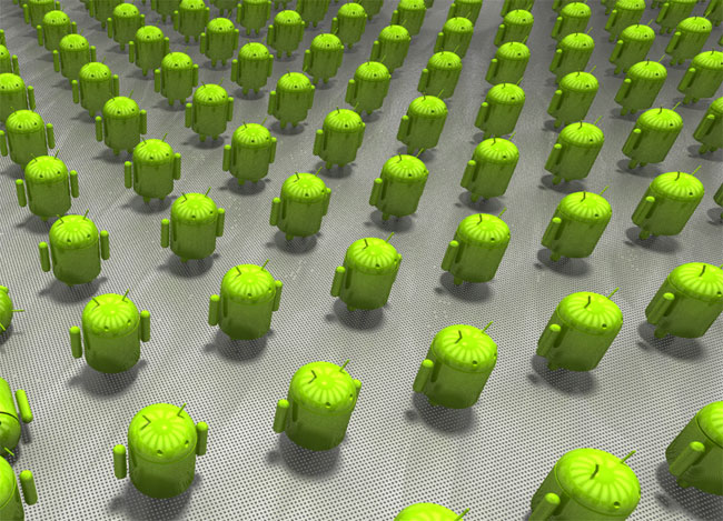 Android Now Makes Up 33 Percent Of US Smartphone Sales