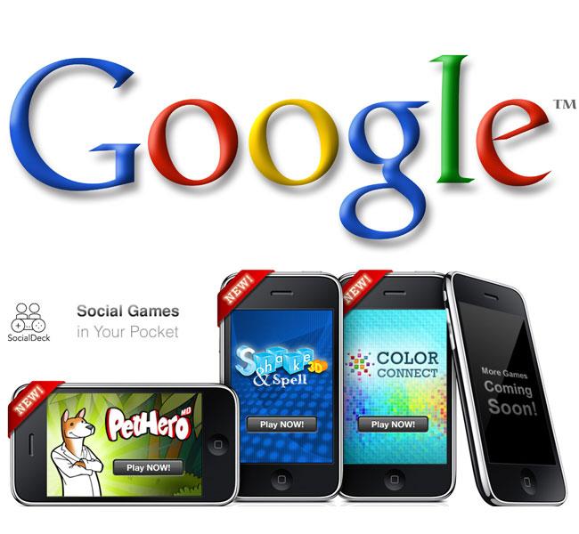 Google Buys Social Games Developer Social Deck