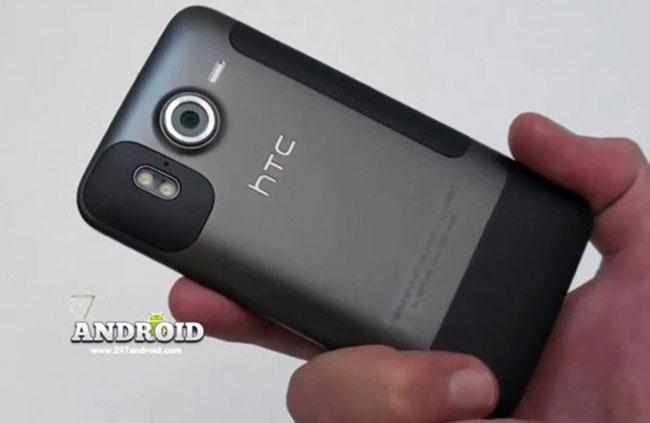 HTC Desire HD Leaked (Video)