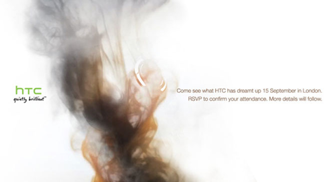 HTC Desire HD To Be Announced On 15th OF September?