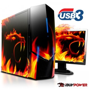 iBUYPOWER to add USB 3.0 to all desktops free of charge