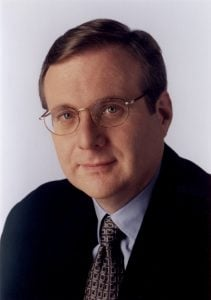 Paul Allen Suing Spree Over Patent Infringement Targets Google, Apple etc.