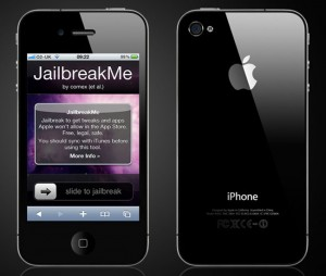 iPhone 4 Gets Jailbroken With JailbreakMe At The Apple Store (Video)