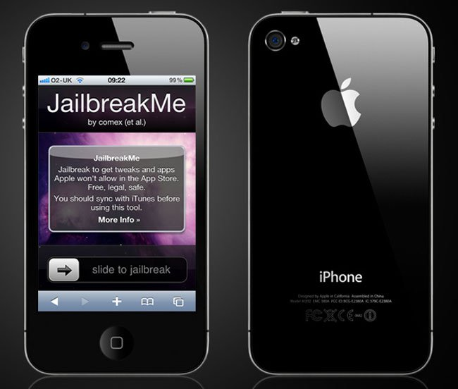 best place to buy unlocked iphone iphone 4 gets jailbroken with jailbreakme at apple 18314