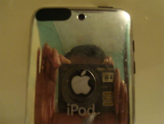 iPod Touch With Camera Up For Sale On Ebay