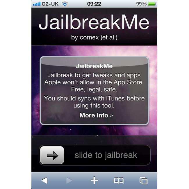 JailbreakMe iPhone 4 Jailbreak Released