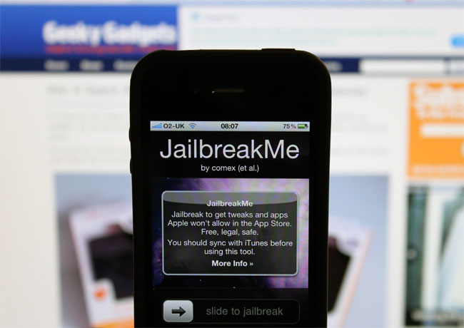Jailbreakme iphone 4