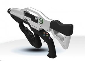Mag Gun Xbox PS3 FPS Controller (video)