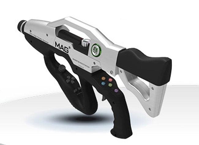 Mag Gun Controller