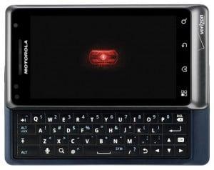 Motorola Droid 2 Goes On Sale