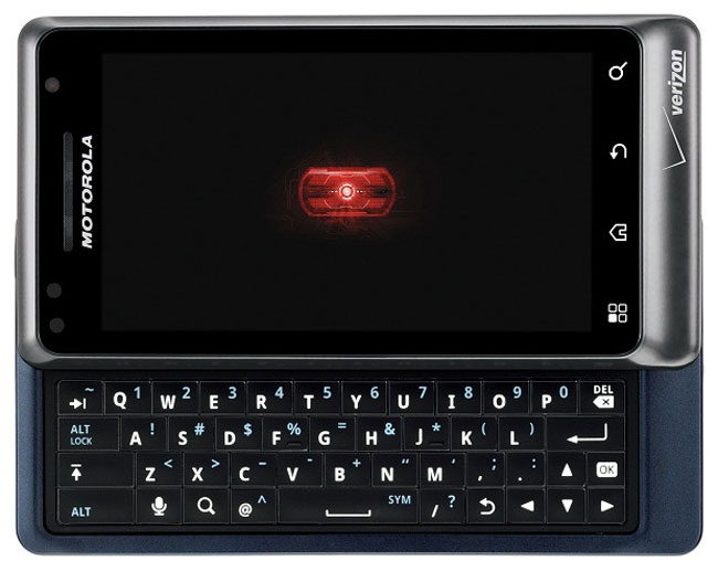 Motorola Droid 2 Goes On Sale