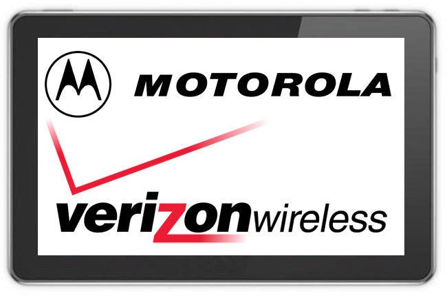 Motorola And Verizon Producing Android Tablet