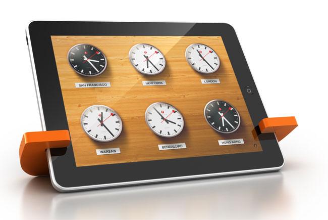 MoviePeg iPad Stand