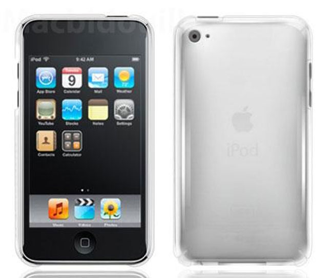 More Evidence That Next Generation iPod Touch Will Feature A Camera