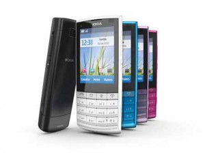 Nokia X3 Touch And Type Mobile Phone Announced