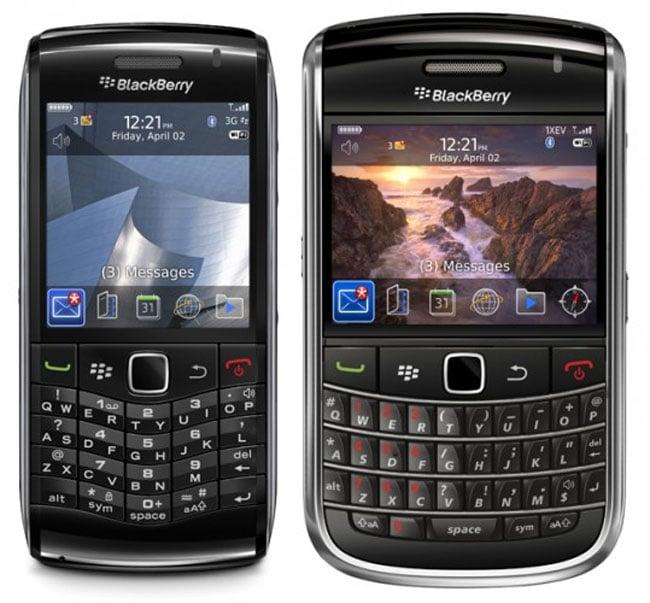 O2 UK To Offer PAYG BlackBerry Smatphones