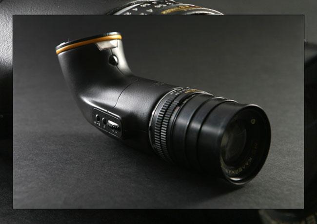 One Curve Camera