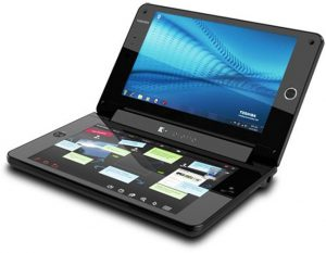 Toshiba Liberto W100 Dual Screen Laptop Now Available In The US