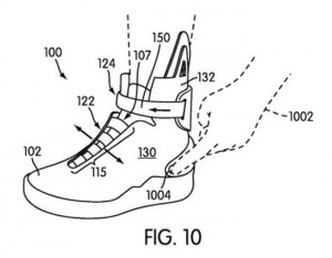 toys page 64 of 75 geeky gadgets Future Spaceships nike s back to the future sneaks closer to reality patented