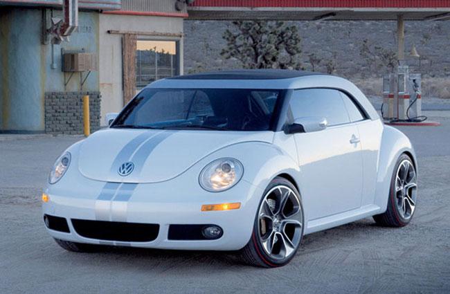 Volkswagen To Debut Green Hybrid Beetle In 2011