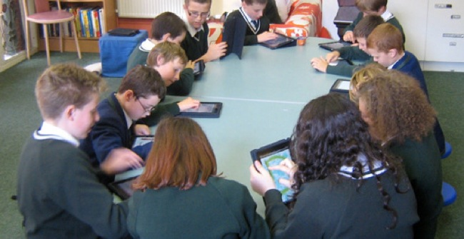 iPads in the classroom: the promise and the problems