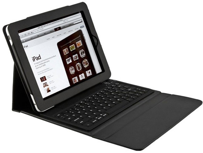 AIDACASE Keycase Folio Bluetooth iPad Case Now Available In US