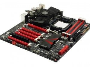 ASUS Crosshair IV Extreme Motherboard